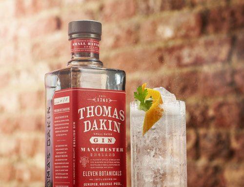 Thomas Dakin Gin wins Masters Award at The Gin Masters 2017
