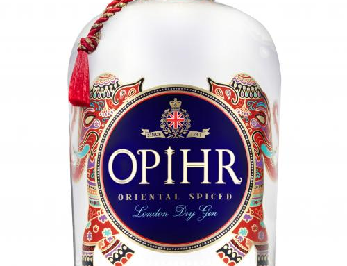 OPIHR TAKES THE NO. 1 SPOT AS GIN DRINKERS  EMBRACE MORE ADVENTUROUS FLAVOURS