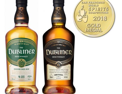 DUBLINER STRIKES GOLD IN SAN FRANCISCO WORLD SPIRITS COMPETITION