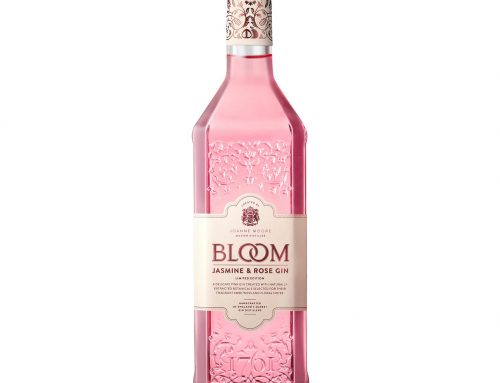 BLOOM GIN TAKES PINK GIN UPMARKET WITH NEW JASMINE & ROSE LIMITED EDITION