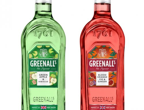 GREENALL'S GIN LAUNCHES FIRST FLAVOURED LIQUEURS COLLECTION