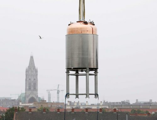 FIRST STEP, DUBLIN, NEXT STEP, THE WORLD…  HERE COMES THE DUBLIN LIBERTIES DISTILLERY