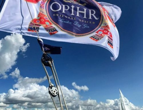 OPIHR GIN UNVEILS NEW READY TO DRINK COLLECTION & PARTNERS WITH LENDY COWES WEEK