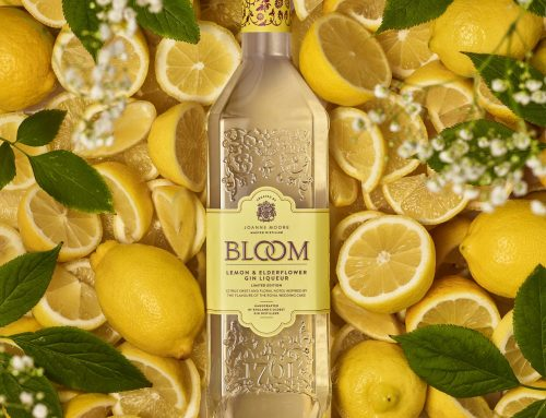 BY POPULAR DEMAND: INTRODUCING NEW  BLOOM LEMON & ELDERFLOWER