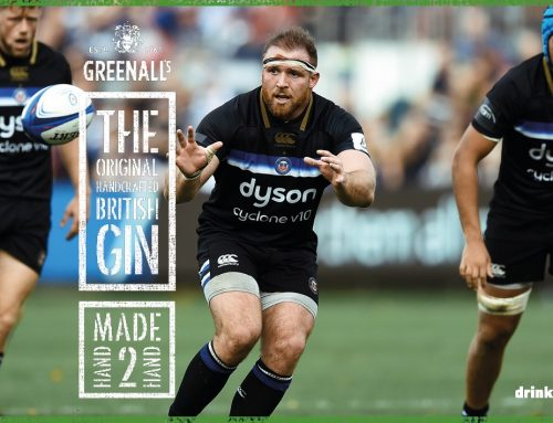GREENALL'S CELEBRATES HANDCRAFTED SKILL WITH BATH RUGBY PARTNERSHIP