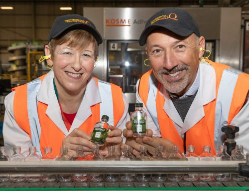 MINIATURE BOTTLES, MAXMIUM SUCCESS: G&J Distillers Unveils New Miniature Bottles Production Line