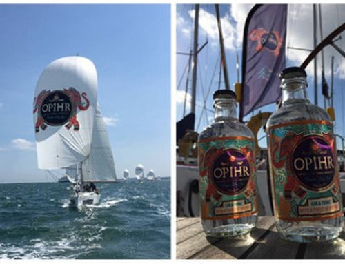 OPIHR GIN REINFORCES ITS SUPPORT FOR SAILING COMMUNITY WITH NEW SUNSAIL PARTNERSHIP