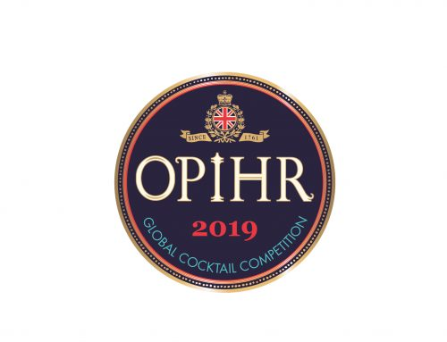 THE NETHERLAND'S LEWIS MCKENZIE CROWNED WINNER OF 2019 OPIHR GLOBAL COCKTAIL COMPETITION