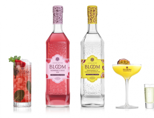 BLOOM GIN TAKES INSPIRATION FROM COCKTAIL WORLD WITH NEW FRUIT & FLORAL FUSIONS