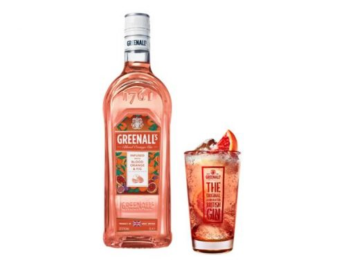 ORANGE IS THE NEW PINK: GREENALL'S INTRODUCES NEW BLOOD ORANGE AND FIG GIN