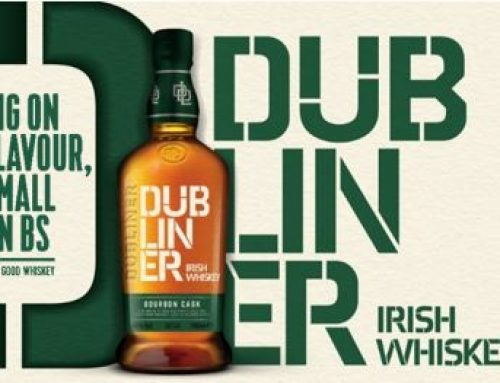 THE DUBLINER REVEALS BOLD NEW LOOK AS IT AIMS TO UNLOCK HUGE GROWTH POTENTIAL OF IRISH WHISKEY