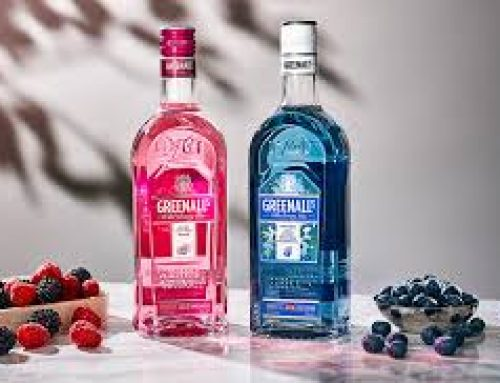 GREENALL'S THE ORIGINAL HANDCRAFTED BRITISH GIN GETS SET FOR STATESIDE SUCCESS WITH NEW FLAVORS