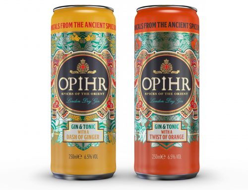 OPIHR GIN SPICES UP THE RTD CATEGORY WITH LAUNCH OF G&T CANS IN THE UK