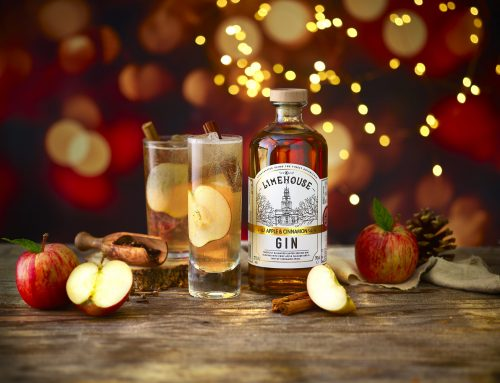 COSY AUTUMN VIBES ARE HERE WITH NEW LIMEHOUSE APPLE & CINNAMON GIN
