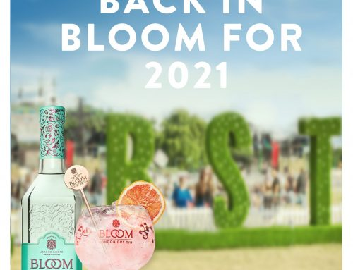 FESTIVAL SEASON IS BACK IN BLOOM FOR 2021: BLOOM GIN BECOMES THE OFFICIAL GIN OF AMERICAN EXPRESS PRESENTS BST HYDE PARK