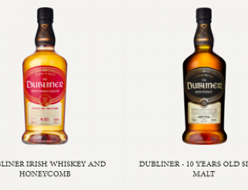 LET THE GOOD TIMES ROLL – THE DUBLINER IRISH WHISKEY LINKS UP WITH THIRSTIE FOR HOME DELIVERY SERVICE