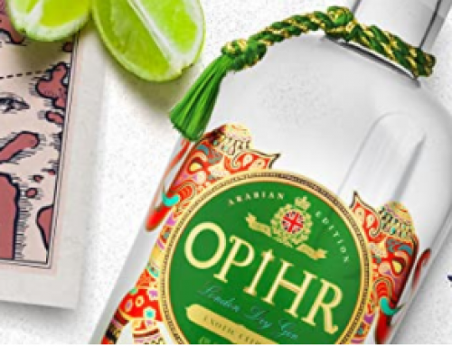 TAKE A JOURNEY ACROSS THE GLOBE WITH OPIHR'S TRAVEL INPSIRED WINTER COCKTAILS AVAILABLE ON AMAZON NOW