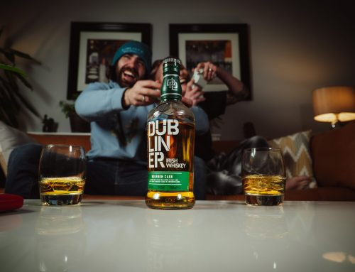 Dubliner Whiskey unveils new contemporary design